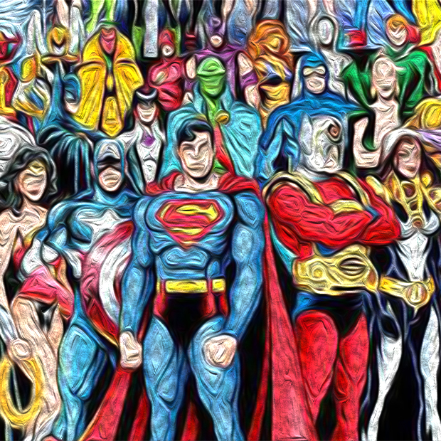 Who Was Your Superhero?